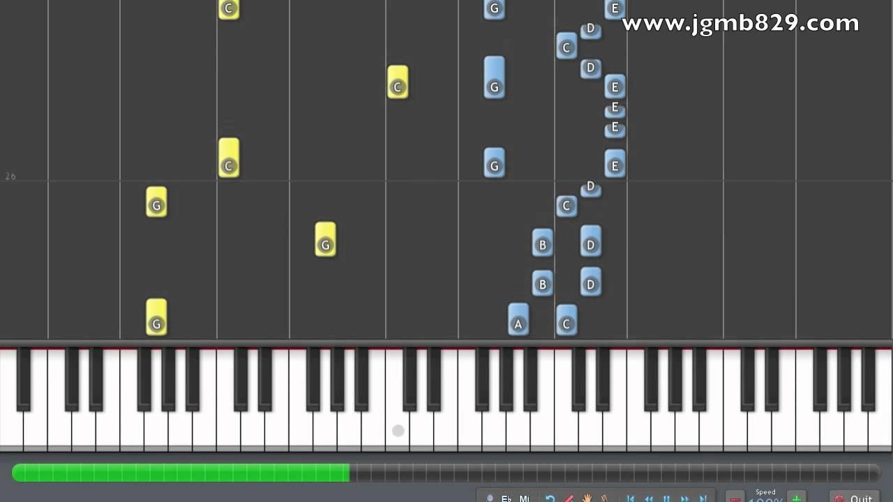 U-kiss 0330 Piano Chords