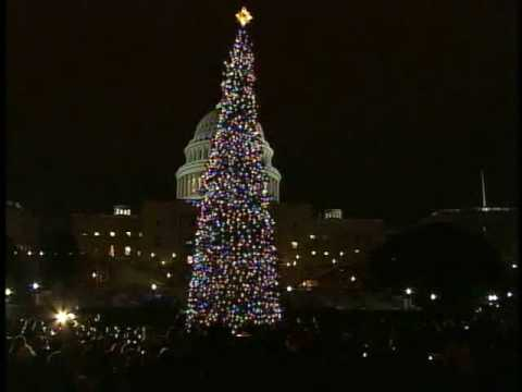 United States Capitol Christmas Tree Lighting Ceremony