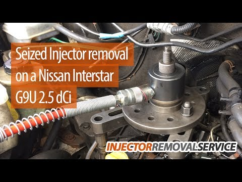 Stuck or Snapped Injector Removal