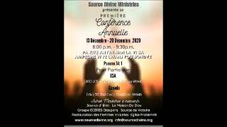 Source Divine Ministries/Source de Victoire 17 Décembre 2020.