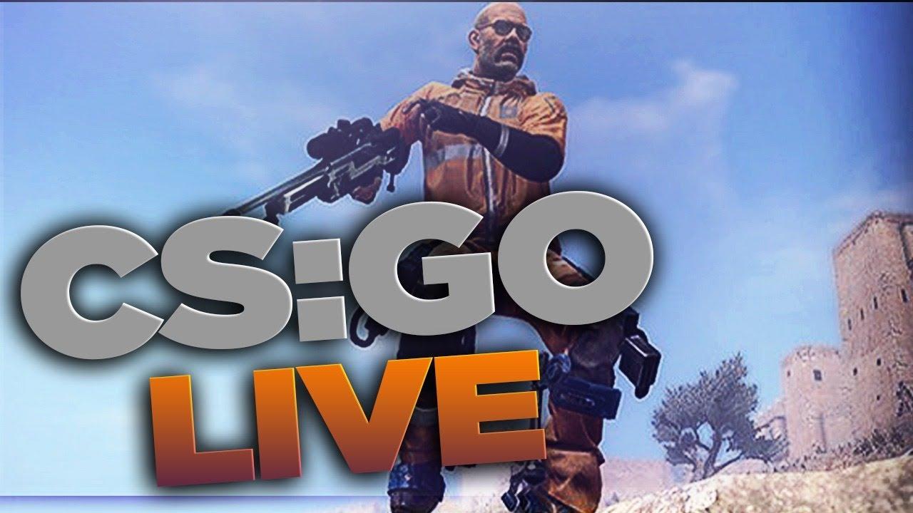 Cs:Go Live