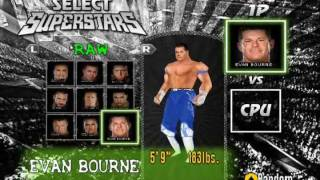WWE No Mercy 2011/2012 Mod