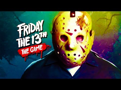HEAD ON COLLISION! - Friday the 13th Game with The Crew!
