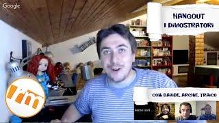 Recensioni Minute Hangout [003] - Essere un dimostratore di Giochi da tavolo