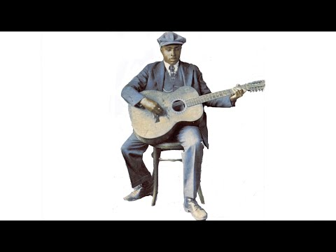 'Mama, 'Tain't Long Fo' Day' BLIND WILLIE McTELL, Blues Guitar Slide Legend