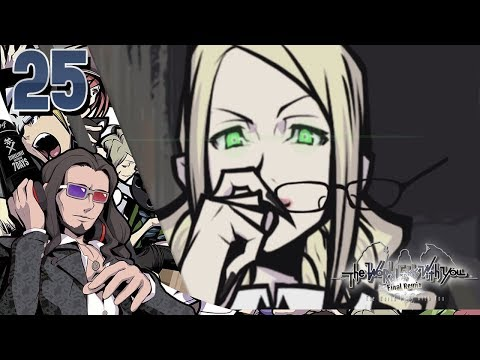 The World Ends With You: Final Remix - Episode 25『Sinister Shadow』