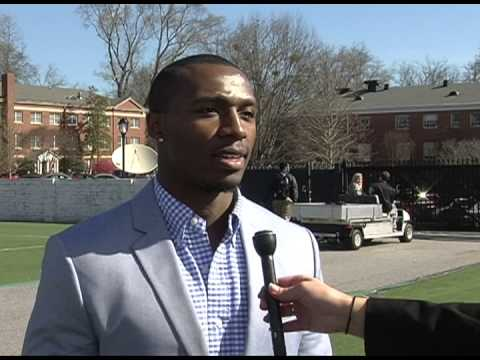Brandon Boykin Interview Grady Newsource