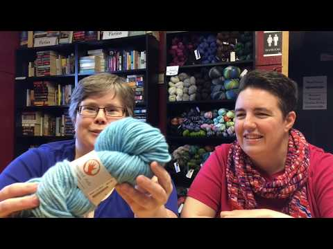 Faking Sanity Knitting and Spinning Podcast Episode #1