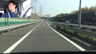 初心者の方の高速道路合流のコツ(横浜)イメージトレーニング