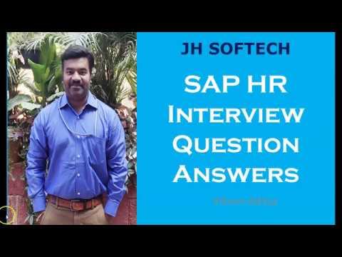 SAP HR Interview Question Answers