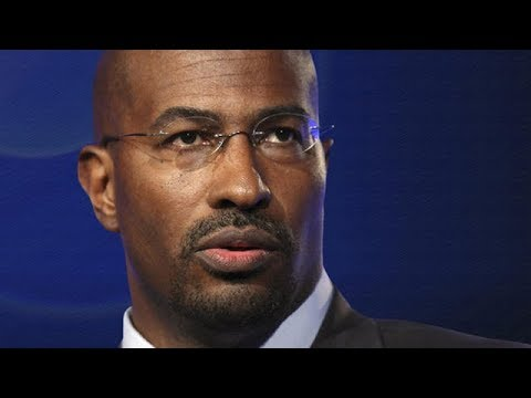 """""""It's Outrageous!"""" CNN's Van Jones Attacks President Trump For Sharing Story Of His Brother's Alcoho"""