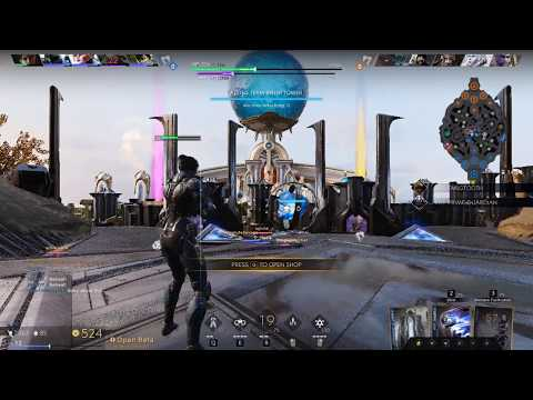 Paragon Lt.Belica: Full Match Gameplay - Shift's Belica
