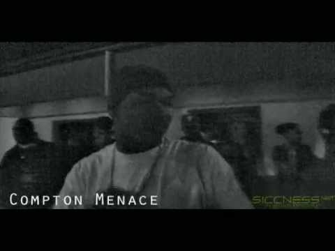 "Lost Footage - Game's Black Wall Street Artist ""Compton Menace"""