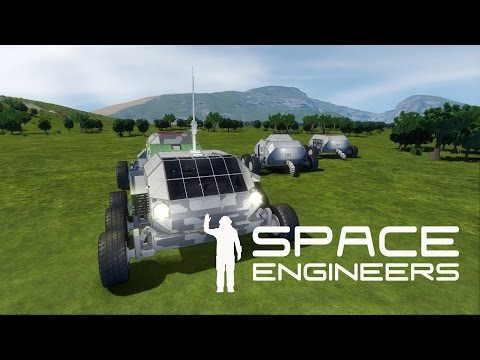 Large Mining Rover   Space Engineers