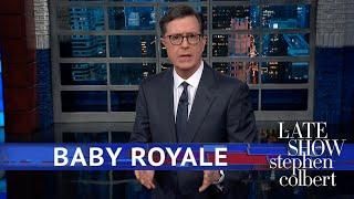 The Royal Baby Gets A Super Royal Name