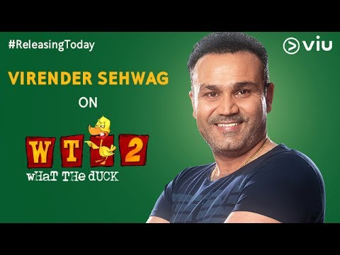 Image result for virender sehwag in what the duck