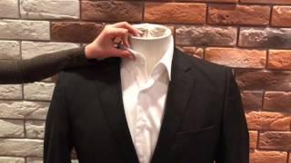 Обзор рубашки и пиджак из CORNERY