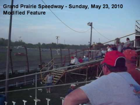 2010-05-23 @ GPS - Modified Feature