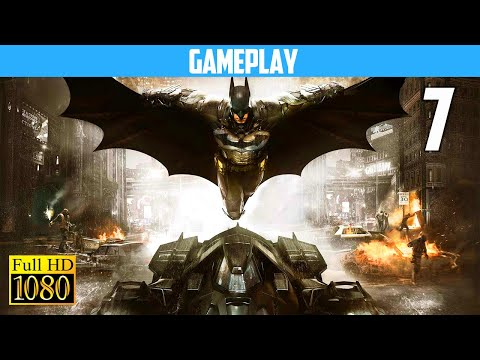 Batman Arkham Knight Gameplay Español Parte 7