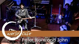 """Peter Bjorn and John - """"Do Si Do"""" (Recorded Live for World Cafe: Sense of Place - Stockholm)"""