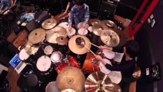 村石道場精鋭Drummer's Track composed by HibiKIX.