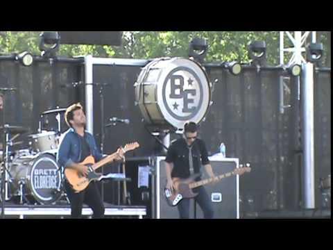 Brett Eldredge -  Beat Of The Music @ Country USA 2014