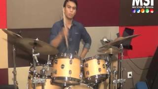 Jazz Drumming by M.Iqbal (MSI Drum Teacher)