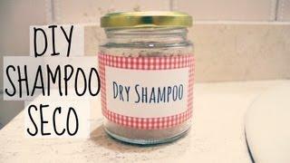 SHAMPOO EN SECO CASERO / DRY SHAMPOO DIY