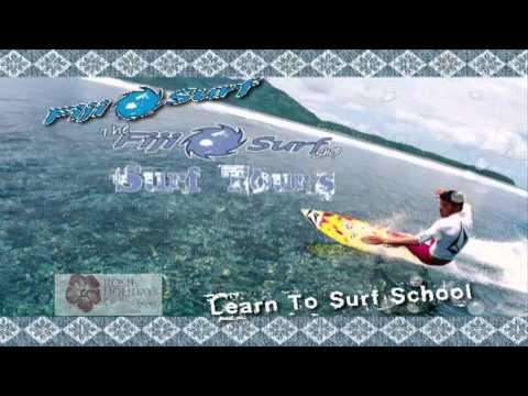 Fiji Surf - Surfing Tour