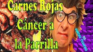 Carnes Rojas,Cáncer a la Parrilla by Aurora Teadora