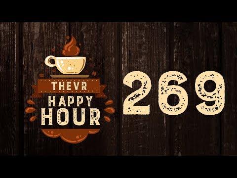 A Twitch hatása a játékiparra   TheVR Happy Hour #269 - 04.13.