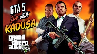 🔴 GTA 5 Online Noob Poor Boy Hu re Baba Lakin masti Full 😁