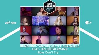 "Rundfunk-Tanzorchester Ehrenfeld feat. Jan Böhmermann - ""Boys Don"