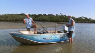 Baixar Closer look at the Pure Fishing gear ► All 4 Adventure TV