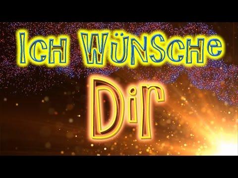 Geburtstagsgrüße in deutscher sprache zum verschicken