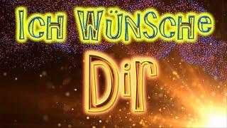 Geburtstagsgrüße Deutsch