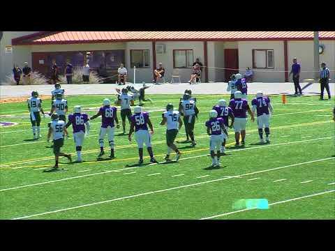2018 NMHU FOOTBALL HIGHLIGHTS - vs. Adams State