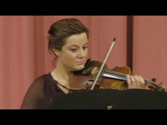 Nicolo Paganini - Sonata Varsávia - CAMERATA POLONIA - Konzert am 29.11.2014 in Wien