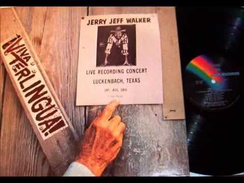 London Homesick Blues , Jerry Jeff Walker / Gary P.  Nunn & The Lost Gonzo Band , 1973 Vinyl