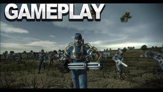 Gettysburg: Armored Warfare - Deathmatch Gameplay (Part 2)