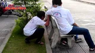 Quảng cáo trà độc dược Doctor Die - C1 (2011-2014) boys THPT Chuyên Hạ Long