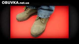 Мужские ботинки Timberland коричневые(, 2013-07-22T10:21:17.000Z)