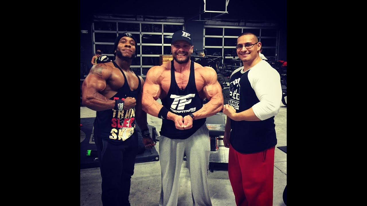 vince garza steroids