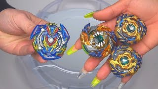 slash valkyrie vs all fafnir beys beyblade burst gt