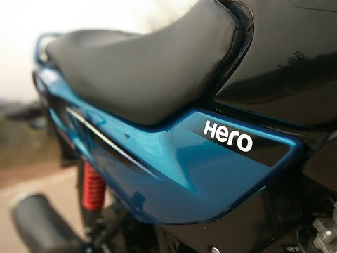 New Model Hero Glamour Bike Review, Specifications