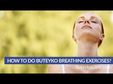 How To Do Buteyko Breathing Exercise For Adults