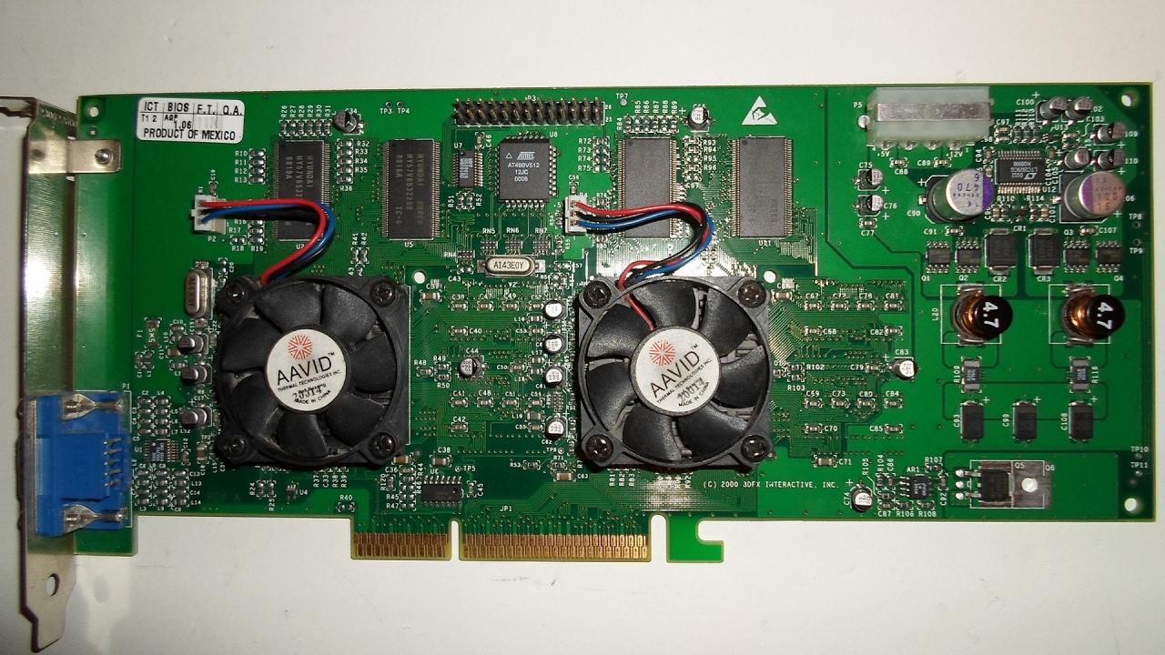 3DFX 5500 WINDOWS XP DRIVER