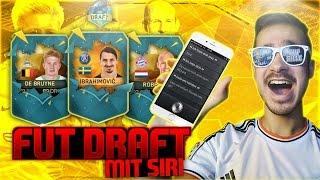 FIFA 16 : FUT DRAFT MIT SIRI #1 - ROLL DEN WÜRFEL B!TCH !! [TEIL 1/?]