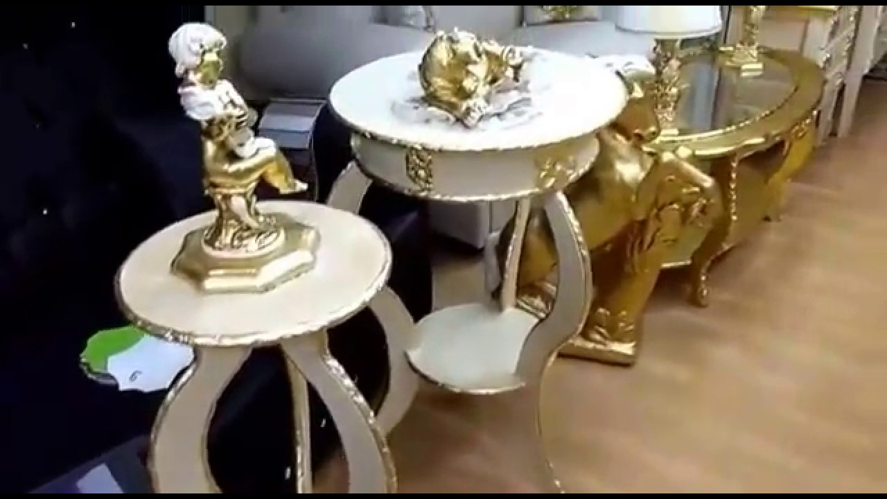 Tavassi arredamenti stile classico barocco napoli youtube for Arredamenti barbato napoli