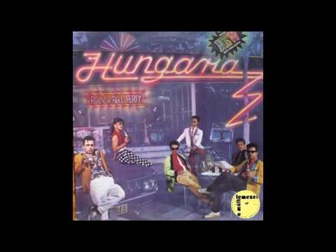 A múlt lemezei: Rock n Roll Party (Hungária)